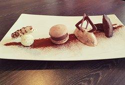 Déclinaison de chocolats