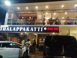 Good Indian Restaurant in City.