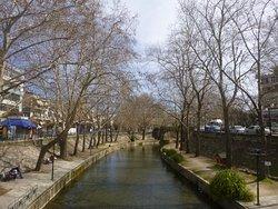 Ποταμός Ληθαίος, Τρίκαλα