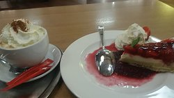 café viennois - cheesecake