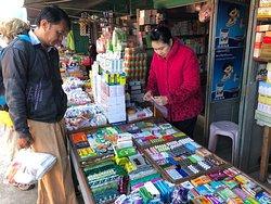 Achat médicaments sur le marché