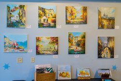 Paintings from Art4U Gallery in the Kansas City area in Parkville, MO