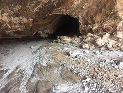 Namakdan Salt Cave