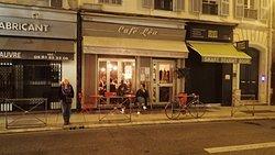 The Cafe Lea.