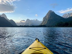 The only way to see Magical Milford Sound!