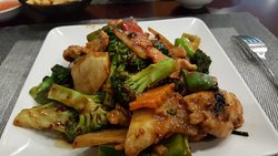 Tasty Fusion chinese & Japanese