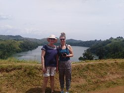 Fun in the Crater lakes