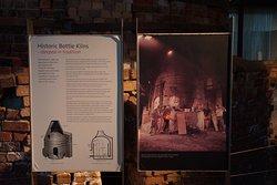 Bendigo Pottery - Bottle Kiln information
