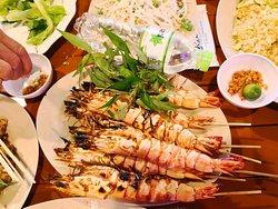 Good and fresh seafood