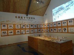 "An overview of the ""Greytown:  38 Sections, 38 Stories""."