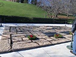 Kennedy Gravesites Arlington National Cemetery Arlington, Virginia