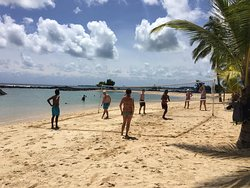 Volleyball match!