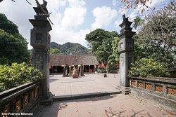 Il cortile del secondo tempio