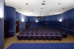 Sala Pietro d'Abano, dal palco