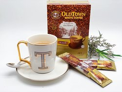 OldTown White Coffee, the best coffee in Malaysia.