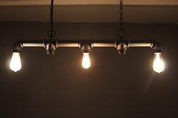 Spärrliche Beleuchtung in QUEST-ROOMs neuen Escape Room in Siegen