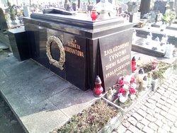 Cmentarz przy ulicy Francuskiej w Katowicach