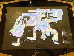 A plan of the Wynn (and Encore) estate... it is massive!