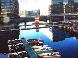 Harbour views, quiet great location