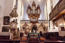 Eglise Protestante Saint-Guillaume
