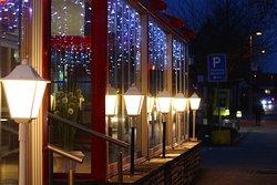 Mario Belli Restaurant: die Außenansicht