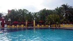 Otra de las piscinas