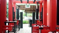Restaurante 'Dragon Wei', cocina asiática