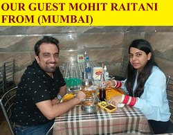 OUR GUEST FROM (MUMBAI)