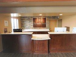 Reception Desk 24HR