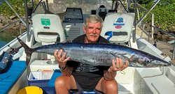 A day's fishing with Gam's Charters  I can't recommend him highly enough!