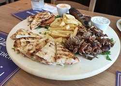 The Greek Spot Cardiff Ltd