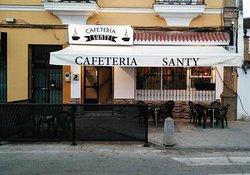Cafetería Santy