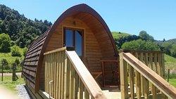 Pod cabin