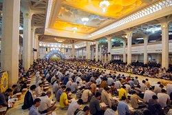 Shrine of Fatima Masoumeh in Qom (Shia Muslim)