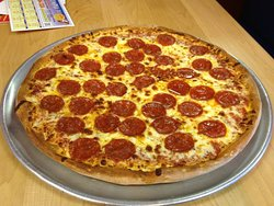 Parkville's Best Pizza Joint for over 20 years running!