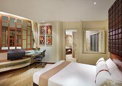Ambassador suite Bed room