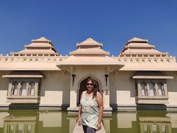 An architectural marvel which turned so memorable and enjoyable at the Evolve Back, Hampi