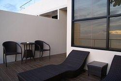 Deluxe Jacuzzi room With balcony