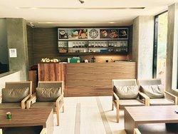 Everflow  @ Du Talay  ** Vegan Restaurant**09.00 am - 8 pm  everyday service