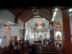 San Carlos Borromeo Church was our second stop during our first day tour of Batanes.