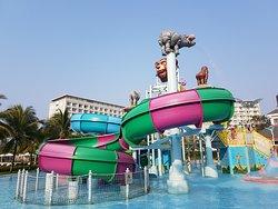 WaterPark на территории отеля