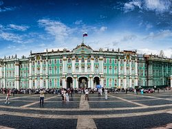 Winter Palace of Peter I