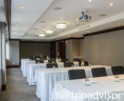 Meeting Rooms at the Le Meridien Versailles