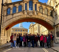 Wander Oxford Walking Tours