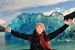 hielos azules
