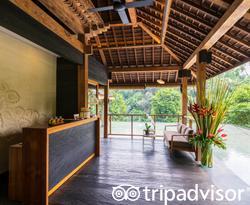 Spa at the Chapung Sebali