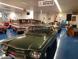 Chevrolet Hall of Fame Museum