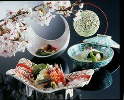 お料理一例 One example of meal