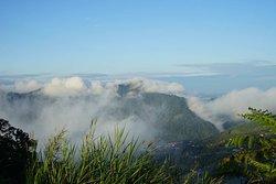 琳琳 - Scooter Monkey - Mount Kinabalu , 神山。
