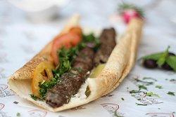 Lebanese Kafta